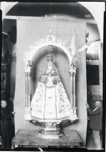 06_Toledo-Nuestra Señora del Consuelo de la Iglesia de San Lorenzo