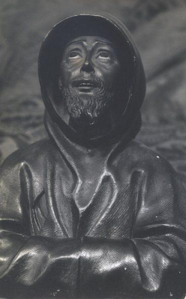 06_Toledo-Santo Franciscano de la Iglesia de San Nicolás