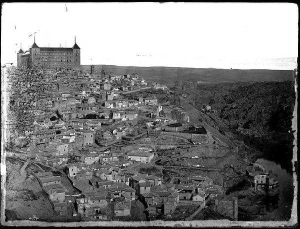 07-LAURENT - 0025 - Vista general panorámica desde la Virgen del Val [sic, Valle]_7