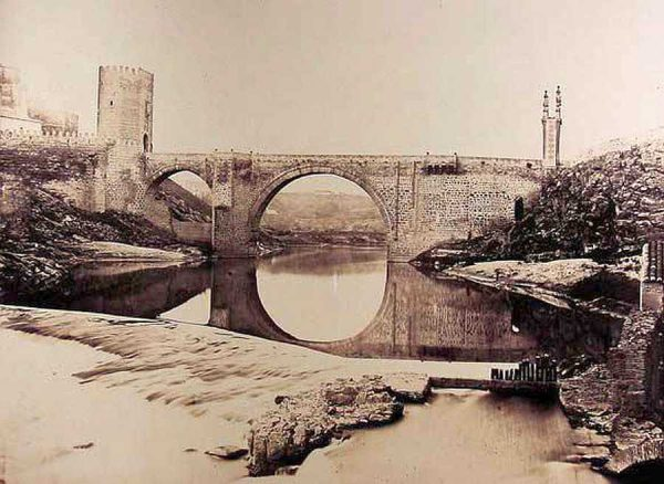 07-LAURENT - 0292 Bis - Puente de Alcántara_1