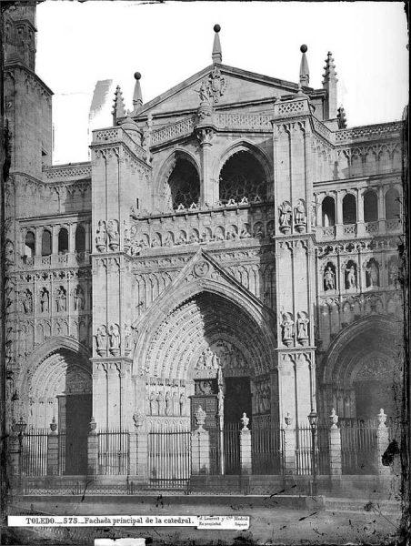 07-LAURENT - 0575 - Fachada principal de la catedral_1