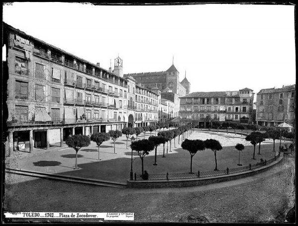 07-LAURENT - 1767 - Plaza de Zocodover_1