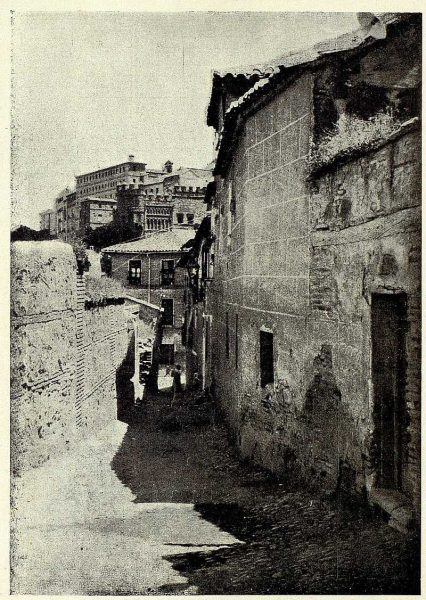 07-TRA-1927-248 - Calle de la Granja