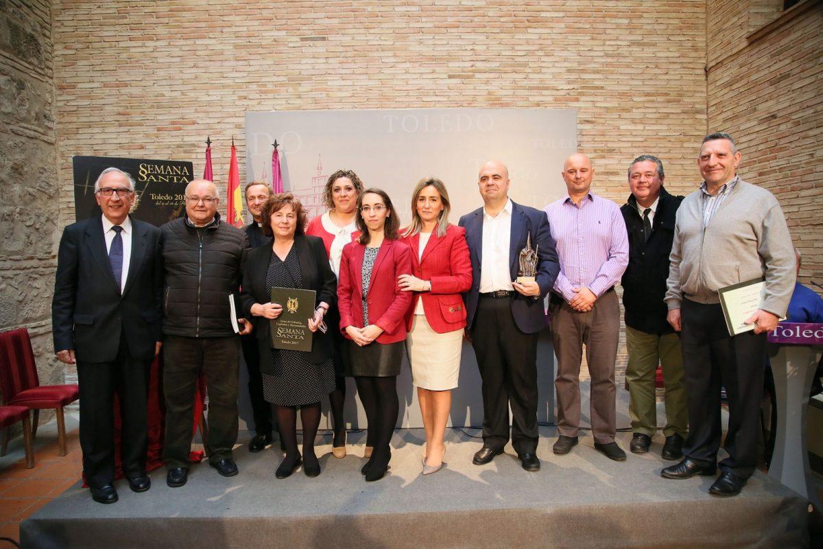 http://www.toledo.es/wp-content/uploads/2017/03/07_programa_semana_santa-1200x800.jpg. La alcaldesa presenta el programa de Semana Santa, con una exposición y tamborrada entre las aportaciones del Ayuntamiento