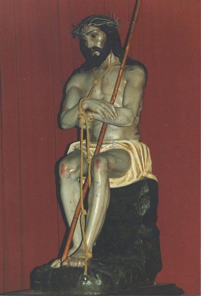 07_Toledo-Ecce Homo de la Iglesia del Salvador