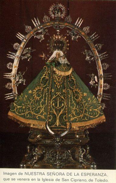 07_Toledo-Nuestra Señora de la Esperanza de la Iglesia de San Cipriano