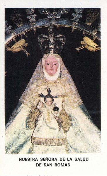 07_Toledo-Nuestra Señora de la Salud de la Iglesia de San Román