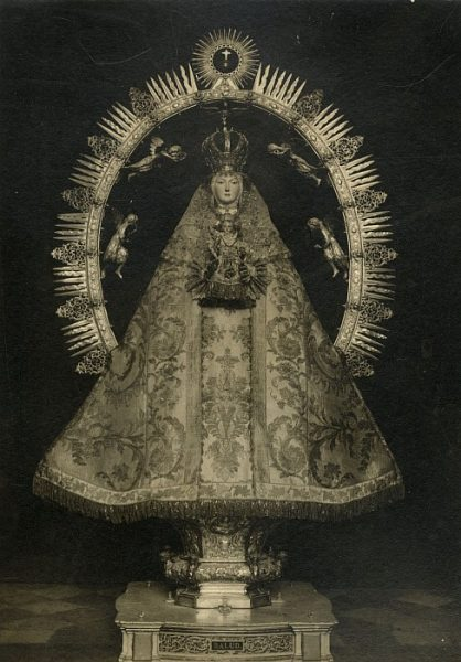 07_Toledo-Nuestra Señora de la Salud de la Iglesia de Santa Leocadia