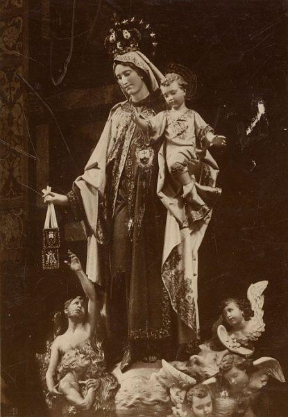 07_Toledo-Nuestra Señora del Carmen del Convento de los Carmelitas Descalzos