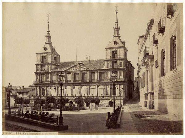 08-LAURENT - 0558 - El Ayuntamiento