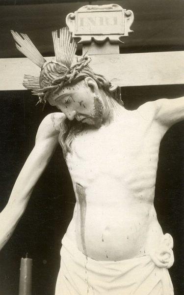 08_Toledo-Cristo de la Vega de la Basílica de Santa Leocadia