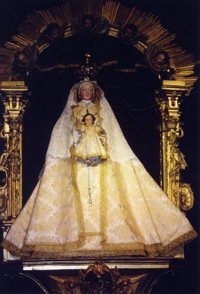 08_Toledo-Nuestra Señora de la Alegría de la Iglesia de San Andrés