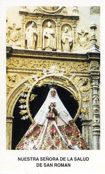 08_Toledo-Nuestra Señora de la Salud de la Iglesia de San Román