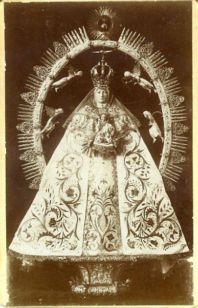 08_Toledo-Nuestra Señora de la Salud de la Iglesia de Santa Leocadia