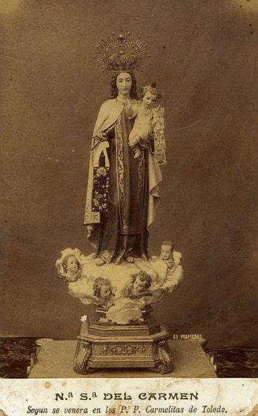 08_Toledo-Nuestra Señora del Carmen del Convento de los Carmelirtas Descalzos