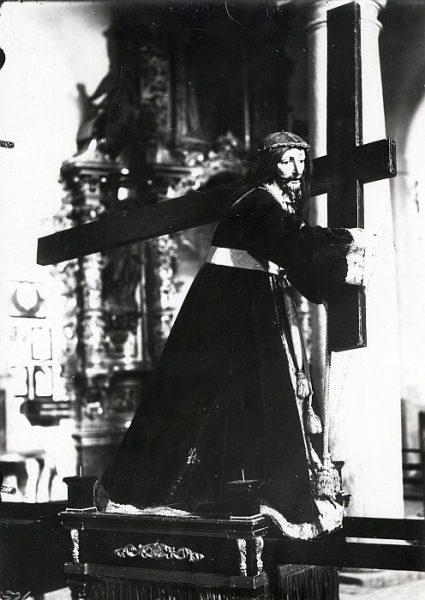 09_Toledo-Cristo con la Cruz de la Iglesia de Santa María Magdalena