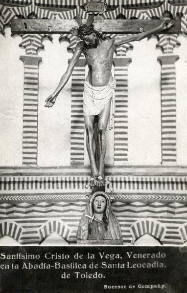 09_Toledo-Cristo de la Vega de la Basílica de Santa Leocadia