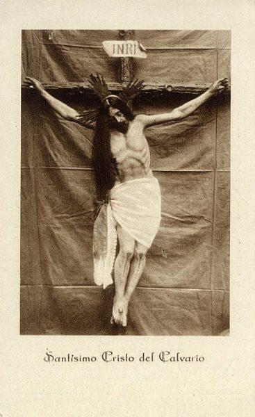 09_Toledo-Cristo del Calvario de la Iglesia del Salvador