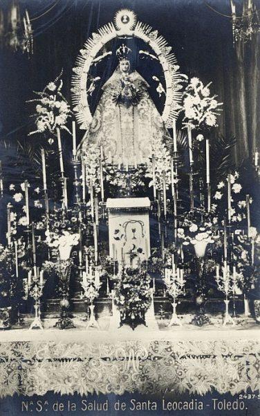 09_Toledo-Nuestra Señora de la Salud de la Iglesia de Santa Leocadia