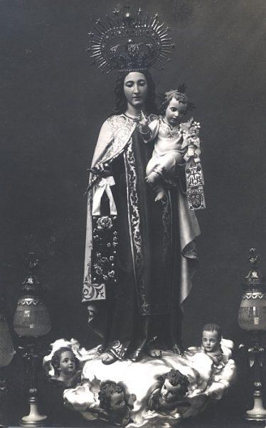 09_Toledo-Nuestra Señora del Carmen del Convento de los Carmelitas Descalzos