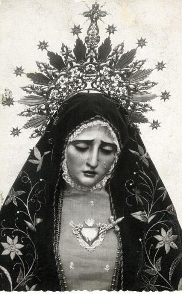 09_Toledo-Virgen de la Soledad de la Iglesia de Santa Justa