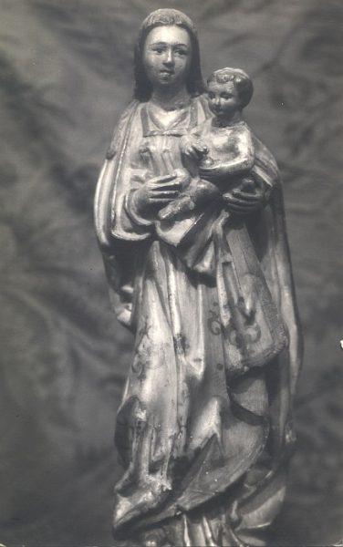 09_Toledo-Virgen del Pilar del Museo de Santa Cruz