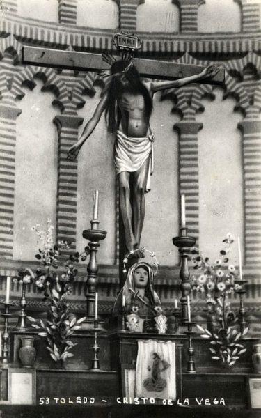 10_Toledo-Cristo de la Vega de la Basílica de Santa Leocadia