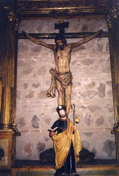10_Toledo-Cristo de los Remedios de la Iglesia de Santiago