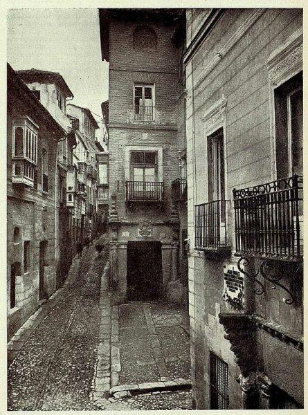11-TRA-1926-234 - Calle Núñez de Arce