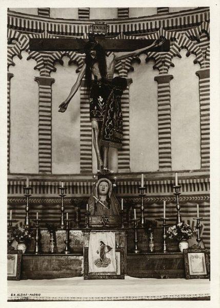 11_Toledo-Cristo de la Vega de la Basílica de Santa Leocadia