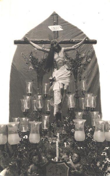 11_Toledo-Cristo del Calvario de la Iglesia del Salvador