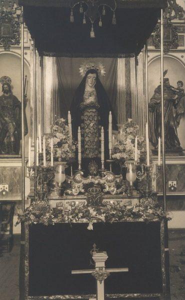 11_Toledo-Nuestra Señora de los Dolores de la Iglesia de Santa María Magdalena