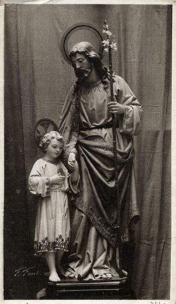11_Toledo-San José y Niño Jesús del Convento de los Carmelitas Descalzos
