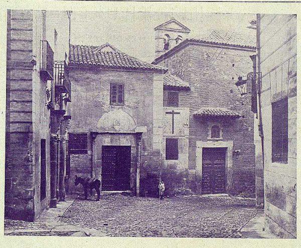 12-TRA-1919-135 - Calle Núñez de Arce