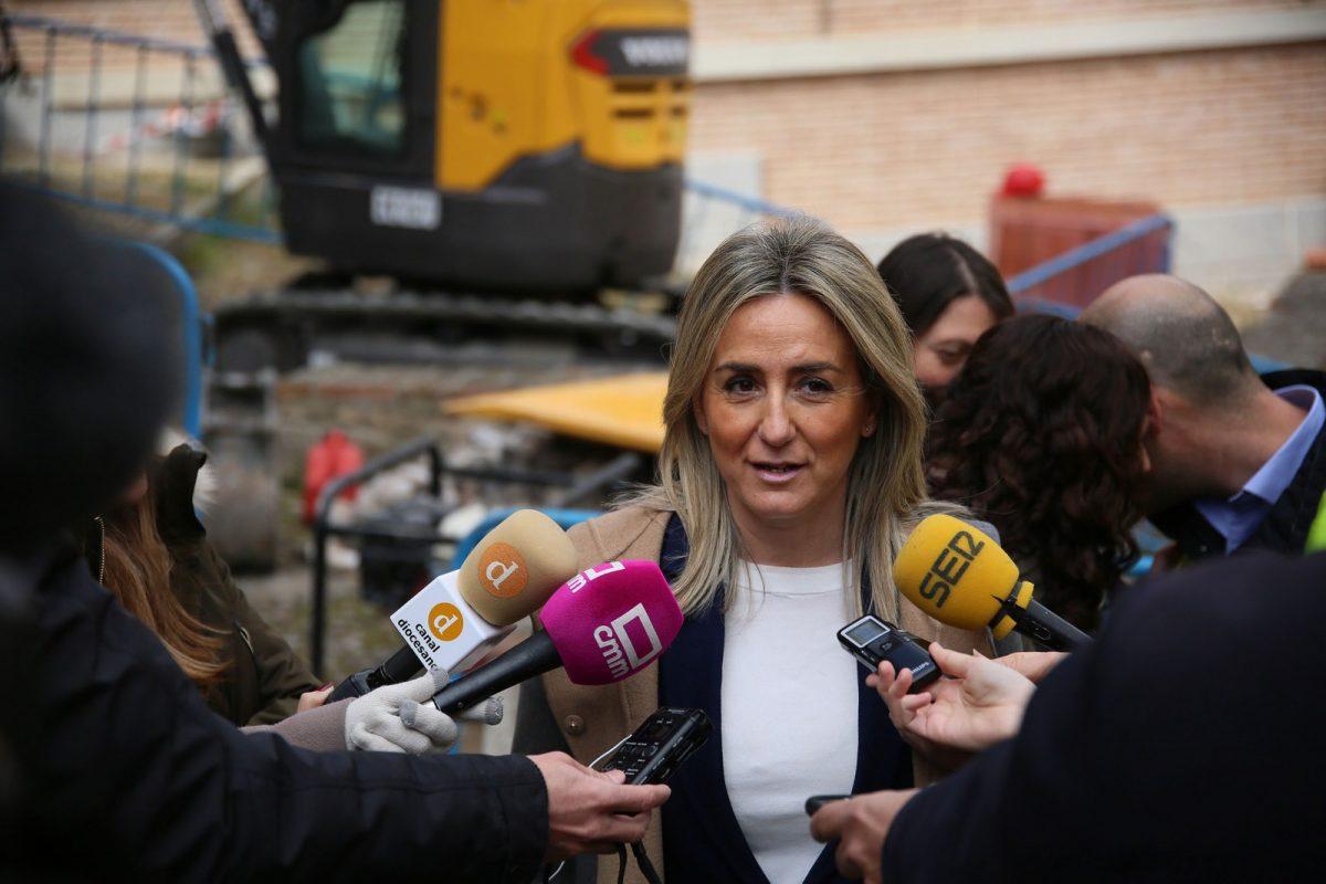 https://www.toledo.es/wp-content/uploads/2017/03/12_obras_calle_santa_ana-1200x800.jpg. Milagros Tolón adelanta que el Ayuntamiento está elaborando el proyecto para la terminación del bulevar del paseo de la Rosa