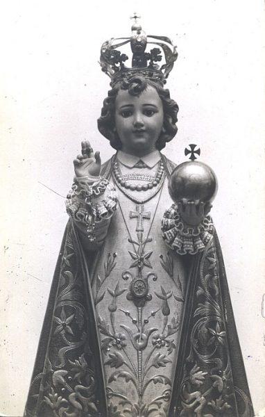 12_Toledo-Niño Jesús de Praga del Convento de los Carmelitas Descalzos