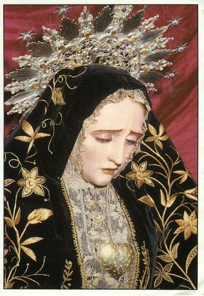12_Toledo-Virgen de la Soledad de la Iglesia de Santa Justa