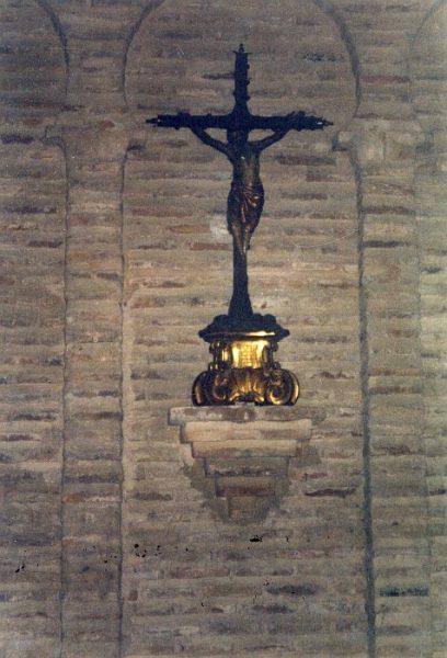 13_Toledo-Cristo de la Fe de la Iglesia de Santiago