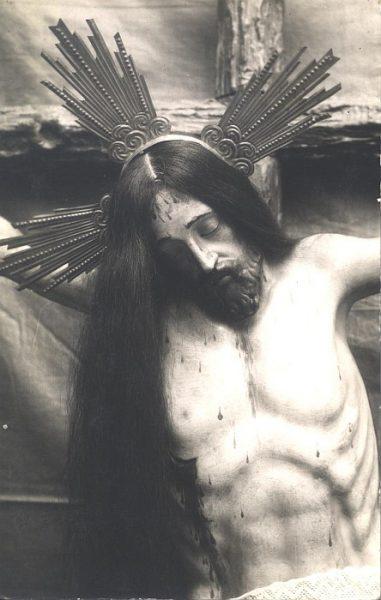 13_Toledo-Cristo del Calvario de la Iglesia del Salvador