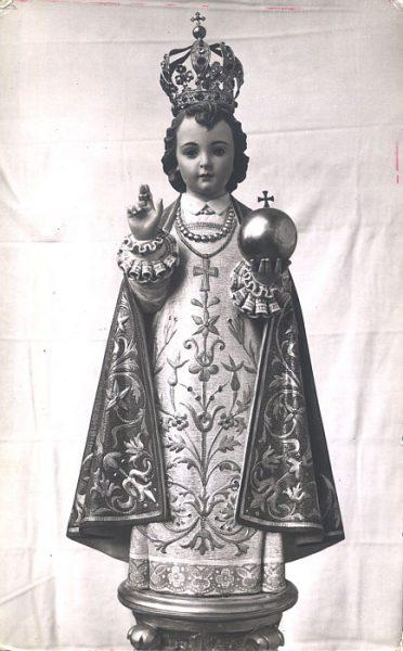 13_Toledo-Niño Jesús de Praga del Convento de los Carmelitas Descalzos