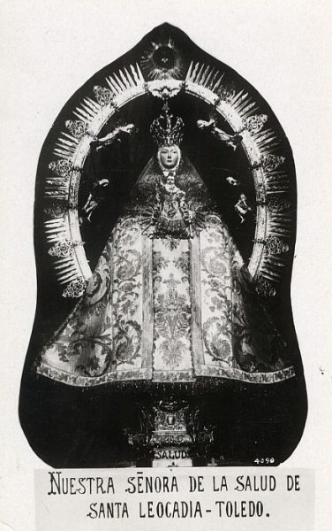 13_Toledo-Nuestra Señora de la Salud de la Iglesia de Santa Leocadia