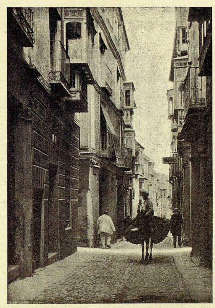 14-TRA-1928-262 - Calle de la Plata