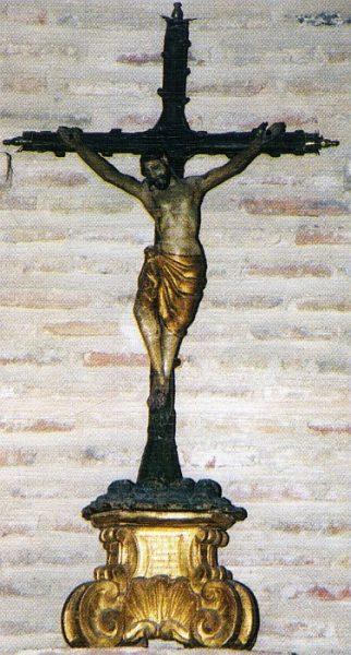 14_Toledo-Cristo de la Fe de la Iglesia de Santiago