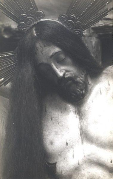 14_Toledo-Cristo del Calvario de la Iglesia del Salvador