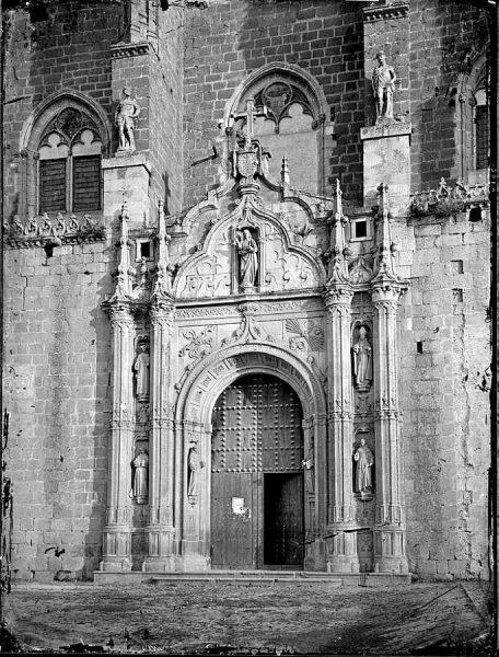 15-LAURENT - 0560 - Portada de San Juan de los Reyes_2