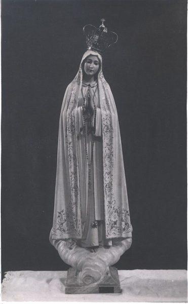 15_Toledo-Virgen de Fátima del Convento de los Carmelitas Descalzos