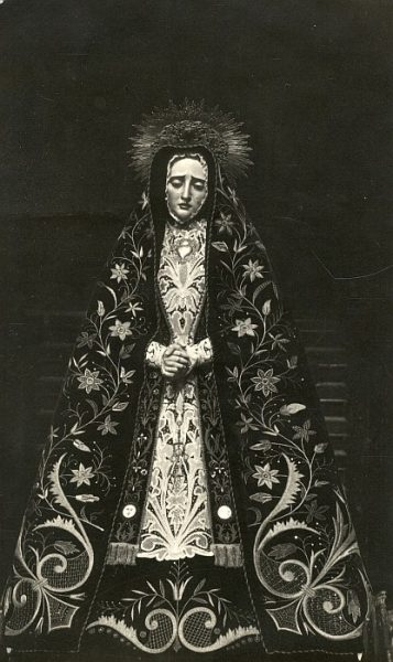 15_Toledo-Virgen de la Soledad de la Iglesia de Santa Justa