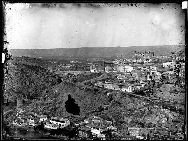 16-LAURENT - 0025 - Vista general panorámica desde la Virgen del Val [sic, Valle]_2