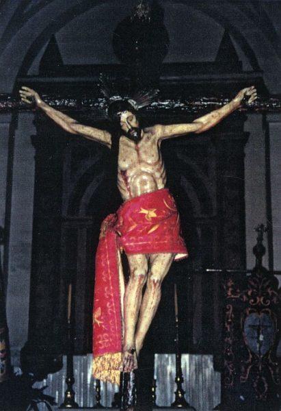 16_Toledo-Cristo del Calvario de la Iglesia del Salvador