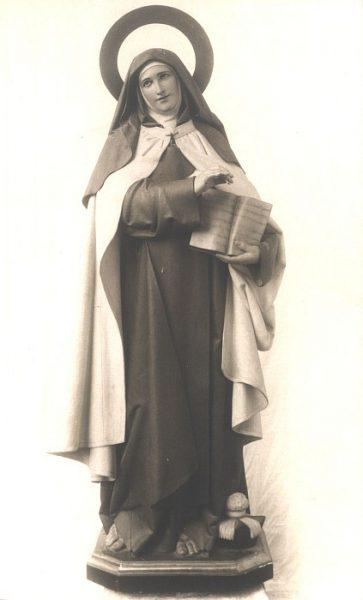 16_Toledo-Santa del Convento de los Carmelitas Descalzos